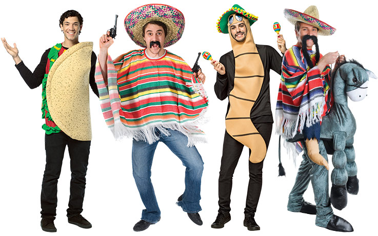 24 Hilarious Stag-do Costume Ideas - fancydress com