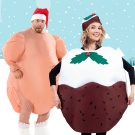 10 Funny Christmas Costumes 2019