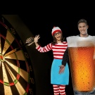20 Darts Fancy Dress Costume Ideas